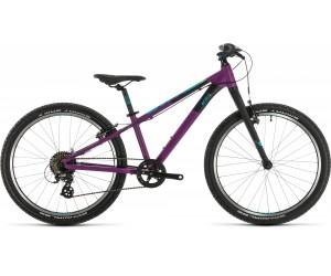 Детский велосипед Cube ACID 240 SL 24 (purple´n´blue) 2020 год