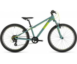 Детский велосипед Cube ACID 240 24 (green´n´lime) 2020 год