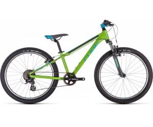 Детский велосипед Cube ACID 240 24 (green´n´blue´n´grey) 2020 год