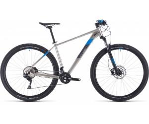 Велосипед Cube ATTENTION 29 (titanium´n´blue) 2020