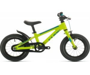 Детский велосипед Cube CUBIE 120 12 (green´n´blue) 2020 год
