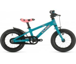 Детский велосипед Cube CUBIE 120 GIRL 12 (blue´n´mint) 2020 год