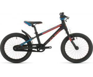 Детский велосипед Cube CUBIE 160 16 (black´n´red´n´blue) 2020 год