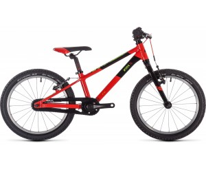 Детский велосипед Cube CUBIE 180 SL 18 (red´n´green´n´black) 2020 год