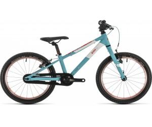Детский велосипед Cube CUBIE 180 SL 18 (lightblue´n´red) 2020 год