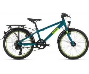 Детский велосипед Cube KID 200 STREET 20 (petrol´n´green) 2020 год