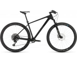 Велосипед Cube REACTION C:62 SLT 29 (carbon´n´silver) 2020