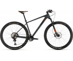 Велосипед Cube REACTION C:62 RACE 2X12 29 (grey´n´orange) 2020