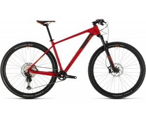 Велосипед Cube REACTION C:62 PRO 29 (red´n´orange) 2020
