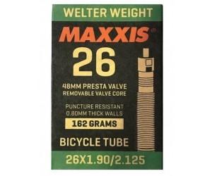 Камера Maxxis 26x1.90/2.125 Welter Weight (Presta)