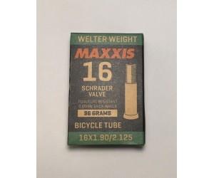 """Камера Maxxis Welter Weight 16""""x1.90-2.125"""" (38/54-305) AV"""