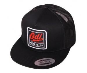 Кепка ODI Icon Snap Back Hat / Black