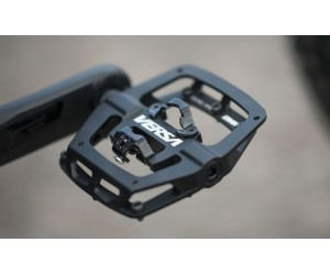 Педали DMR Versa pedal extrusion CNC (Black)