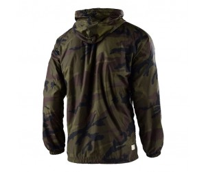 Куртка TLD Granger Windbreaker (Green Camo)