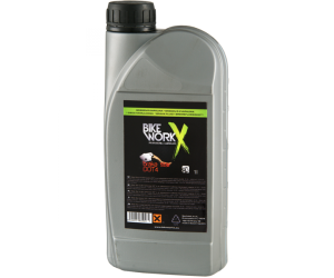Тормозная жидкость BikeWorkX Brake Star DOT 4 1л. фото, купить, киев, запорожье