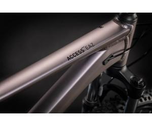 Велосипед Cube Access WS EAZ smokylilac´n´black 2021 год