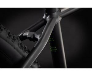 Велосипед Cube Aim black´n´green 2021 год