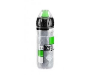Термо-фляга ELITE ICEBERG с крышк. 500ml зелен лого