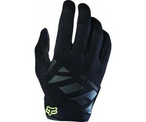 Вело перчатки FOX RANGER GEL GLOVE [BLK/CHAR] фото, купить, киев, запорожье