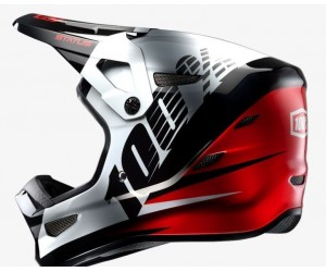 Вело шлем Ride 100% STATUS DH/BMX Helmet