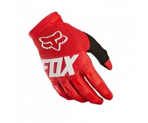 Вело перчатки FOX DIRTPAW RACE Glove красные