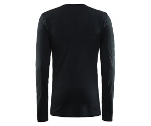 Мужская терморубашка CRAFT Active Comfort RN LS Man (1903716) black solid