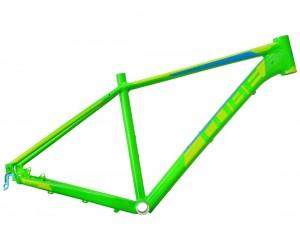 Велосипедная рама CUBE Aim SL green'n'blue фото, купить, киев, запорожье