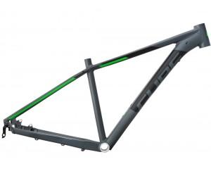 Велосипедная рама CUBE ACID black´n´flashyellow фото, купить, киев, запорожье