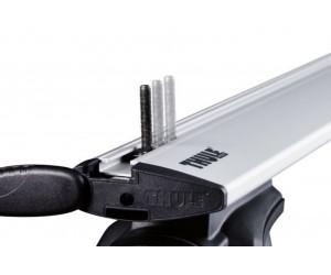 Адаптер крепления бокса (на поперечину) Thule Box T-track adapter for PowerGrip, FastGrip, FastClick (TH 6974) фото, купить, киев, запорожье