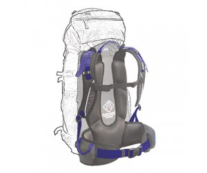 Рюкзак Terra Incognita Snow-Tech 40l