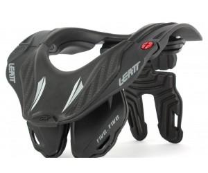 Детская защита шеи Leatt Neck Brace GPX 5.5 Junior Black/Grey фото, купить, киев, запорожье