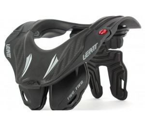 Детская защита шеи Leatt Neck Brace GPX 5.5 Junior Black/Grey