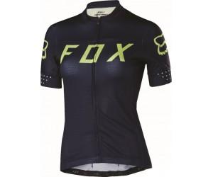 Женская вело джерси FOX WOMENS SWITCHBACK JERSEY [NVY/YLW], размер S фото, купить, киев, запорожье