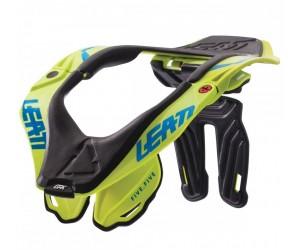 Защита шеи LEATT Brace GPX 5.5 лайм фото, купить, киев, запорожье
