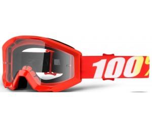 Мото очки 100% STRATA Goggle Furnace - Clear Lens фото, купить, киев, запорожье