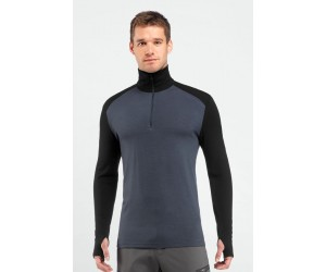 Футболка ICEBREAKER TECH LS HALF ZIP MEN