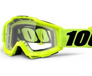 Мото очки 100% ACCURI OTG Goggle - Clear Lens фото, купить, киев, запорожье