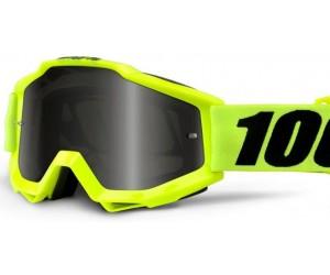 Мото очки 100% ACCURI SAND Goggle - Grey Smoke Lens фото, купить, киев, запорожье
