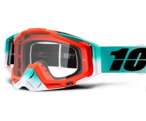 Маска 100% RACECRAFT Goggle - Clear Lens