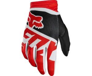 Вело перчатки FOX DIRTPAW RACE Glove черно-красные фото, купить, киев, запорожье