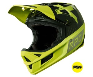 Вело шлем FOX RAMPAGE RPC PREEST HELMET фото, купить, киев, запорожье