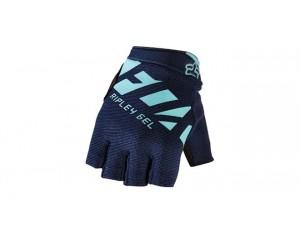 Вело перчатки FOX WOMENS RIPLEY GEL SHORT GLOVE [ICE BLUE] фото, купить, киев, запорожье