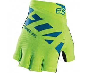 Вело перчатки FOX RANGER GEL SHORT GLOVE [FLO YLW] фото, купить, киев, запорожье