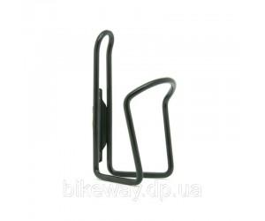 Флягодержатель VK BA002P черный алю. c пластиком сверху фото, купить, киев, запорожье