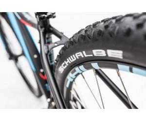Велосипед Cube Access WLS Disc (black blue) 2017 год
