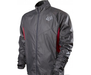 Вело куртка FOX Dawn Patrol Jacket серая