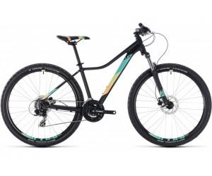 Велосипед Cube ACCESS WS EAZ 27.5 (black´n´mint) 2018 года фото, купить, киев, запорожье