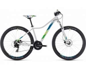 Велосипед Cube ACCESS WS EAZ 27.5 (white´n´green) 2018 года фото, купить, киев, запорожье