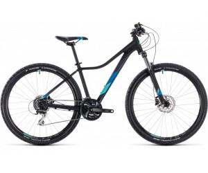 Велосипед Cube ACCESS WS EXC 27.5 (black´n´blue) 2018 года фото, купить, киев, запорожье