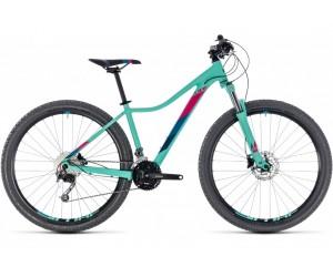 Велосипед Cube ACCESS WS PRO 27.5 (mint´n´raspberry) 2018 года фото, купить, киев, запорожье